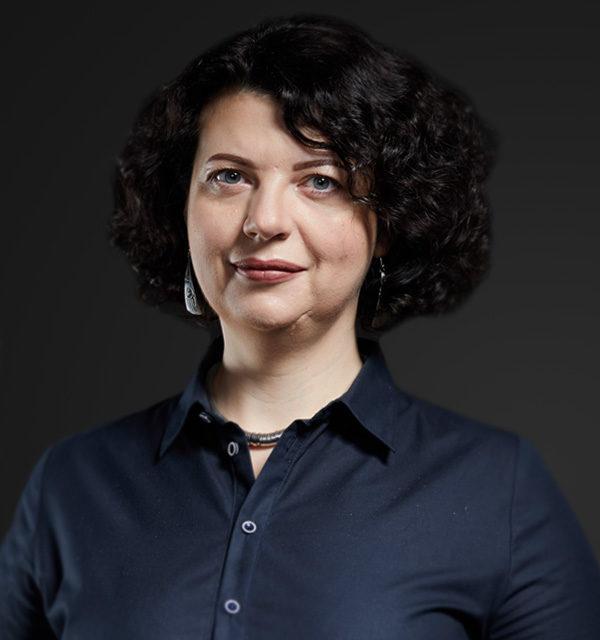 Olesya Ostrovska-Liuta